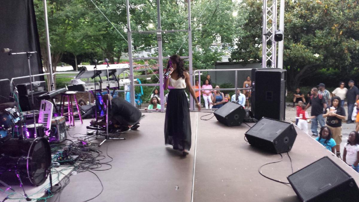 Sweet Auburn Spring Music Festival Atlanta GA