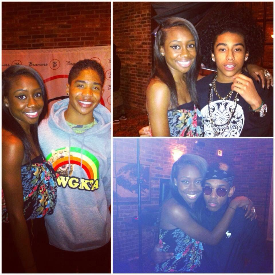 Rumill and Mindless Behavior